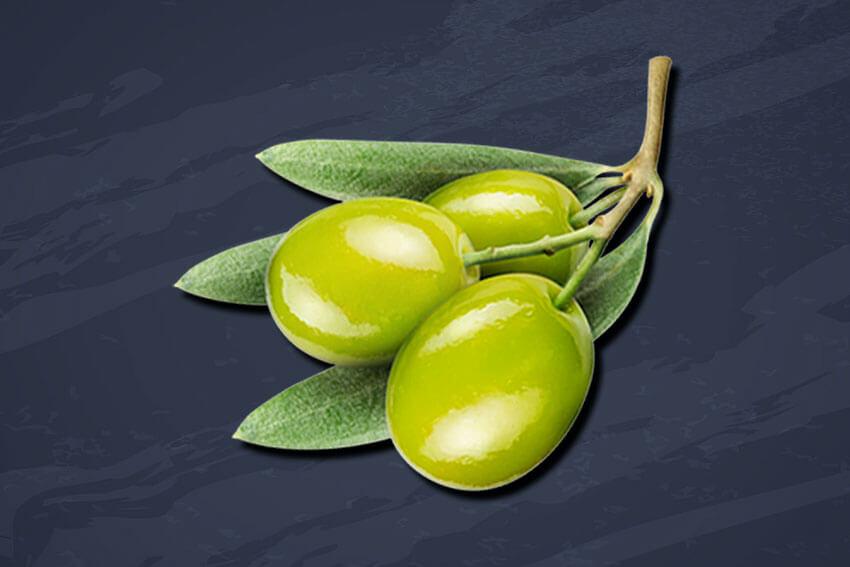 Оливки (зелені)